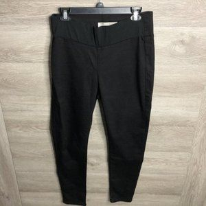 Asos Womens Size 12 Black Leggings Yoga Pants NEW